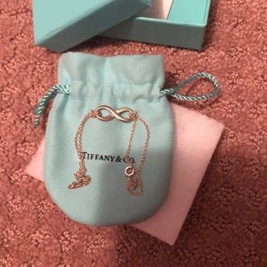 Tiffany & co Infinity bracelet